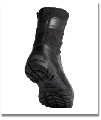 FIRST TACTICAL BOOTS   First Tactical boots meet all the uniform requirements demanded of a professional, but add key design features that provide athletic performance, reduce fatigue, and ensure longer wear.