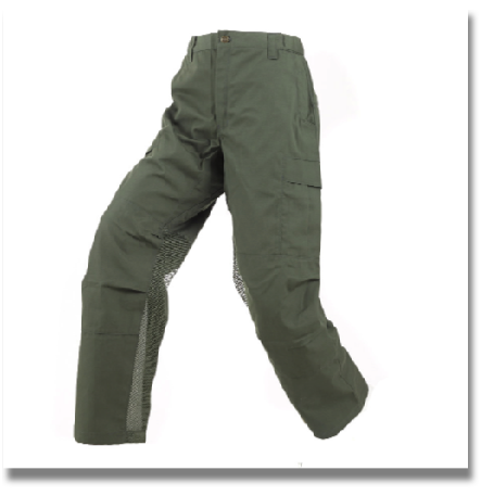 VERTX AIRFLOW PANTS  Airflow System™ mesh inserts enable the movement of air for cooling purposes, Triple-bellowed inset cargo pockets expand for additional capacity while the addition of mesh inserts assist with proper air flow