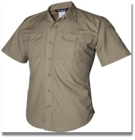VERTX PHANTOM LT  SHORT SLEEVE SHIRT (VTX8100)  Experience the best in uniform performance with the Vertx® Phantom LT shirt. Delivered as a complement to the Phantom LT pants, this functional shirt is enhanced with Lycra knit side panels to provide cool, stretchable comfort during the hottest of days. Lightweight, mini rip-stop fabric resists tears without added bulk for durability through the toughest of situations.